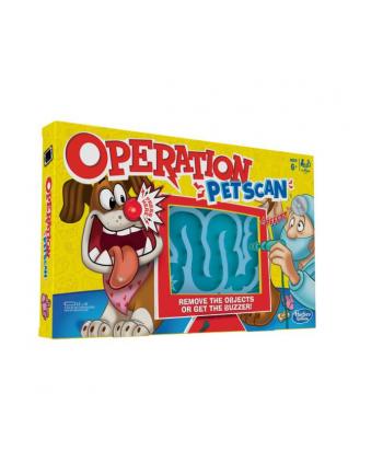 Operacja Pies PET SCAN gra E9694 HASBRO