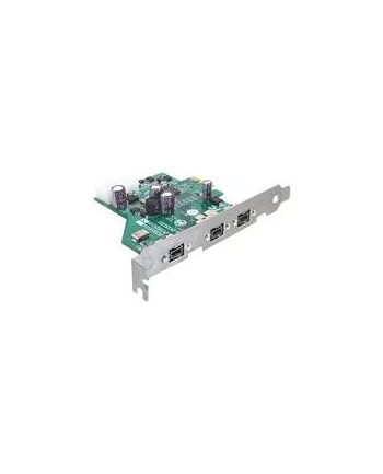 Delock PCI Express  - 3x FireWire800 (89210)