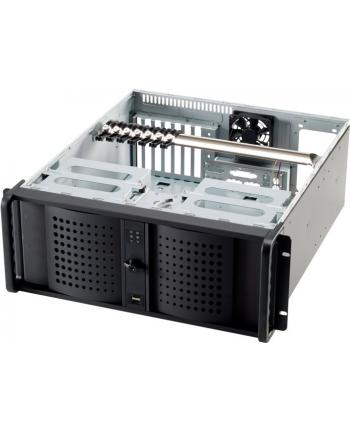 Fantec 19'' IPC 4860KX07-1 ohne Netzt. 4U black (2995)
