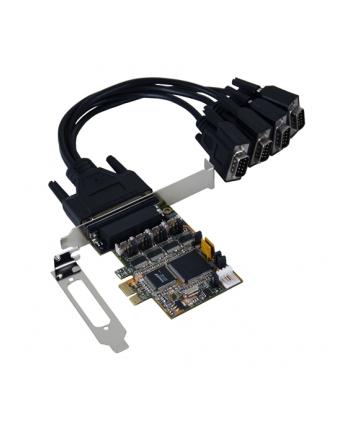 Exsys PCIe /RS-232 (EX44384)