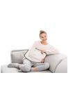 Terapeutyczna poduszka elektryczna BEURER HK Limited Edition Cosy 276.88 / 44 x 33 cm.  / moc grzewcza 100W / Kolor: kremowo-beżowy - nr 2