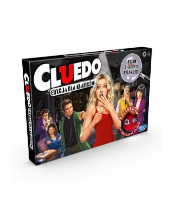 CLUEDO Edycja dla kłamców E9779 HASBRO