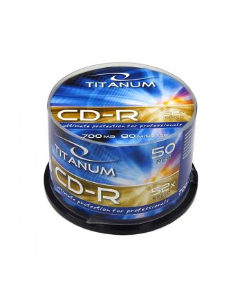 CD-R ESPERANZA TITANUM 700MB/80min-Cake Box 50 52x