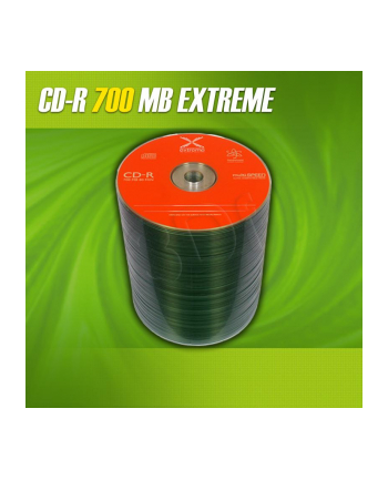 CD-R Extreme 700MB/80MIN 52xSpeed (Szpindel 100szt)