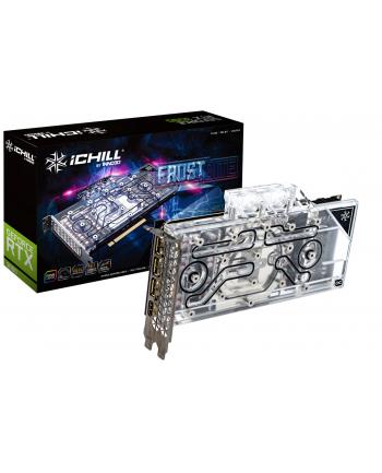 Karta graficzna GEFORCE NVIDIA Inno3D RTX3090 iChill FROSTBITE   24GB GDDR6X HDMI 3xDP