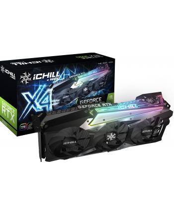 Karta graficzna NVIDIA INNO3D GeForce RTX 3090 iChill X4, 24576 MB GDDR6X