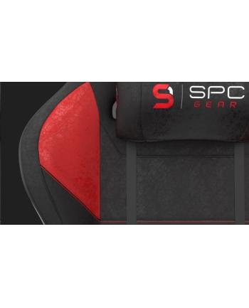 Fotel Gamingowy SPC Gear chair SR600 RD