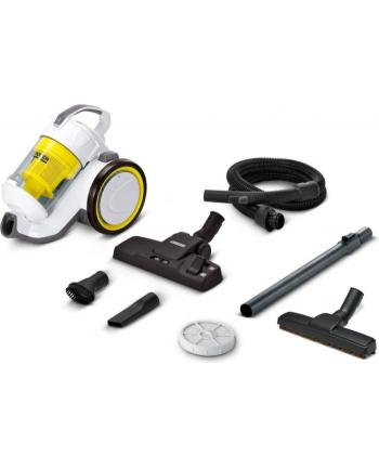 Kärcher VC 3 Premium, cylinder vacuum cleaner(white / yellow)