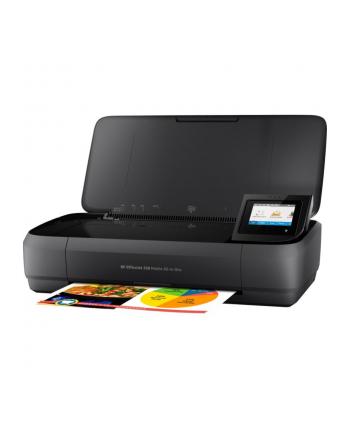 HP OfficeJet 250 All-in-One A4 Color USB 2.0 Wi-Fi BLE Inkjet 20ppm - kolor czarny (USB / WiFi, Scan, Copy)