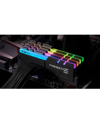 G.Skill DDR4 - 32 GB -4000 - CL - 15 - Quad-Kit, Trident Z RGB (black, F4-4000C15Q-32GTZR)