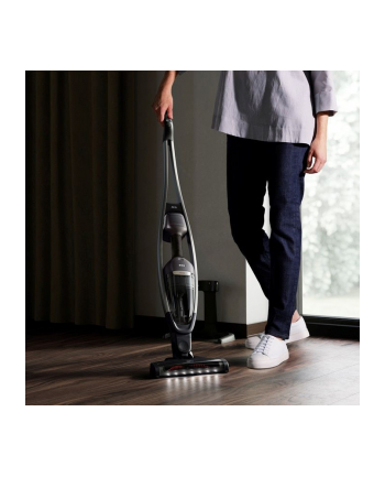 AEGQX9 Bagless Black, Grey 0.3 L, Hand/stick vacuum cleaner