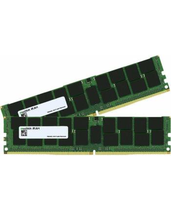 Mushkin DDR4 -128 GB -2933 - CL - 21 - Dual Kit, RAM (MAR4L293MF64G44X2, iRAM)