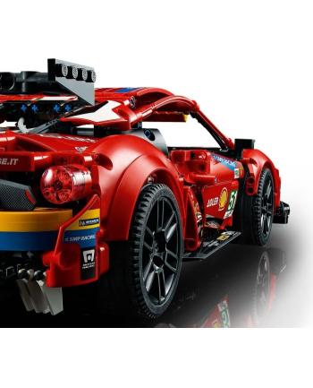 LEGO 42125 TECHNIC Ferrari 488 GTE '';AF Corse 51'';