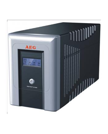 AEG AEG Protect C. 1000 LCD, 1000VA/700W/4xC13 (6000021234)