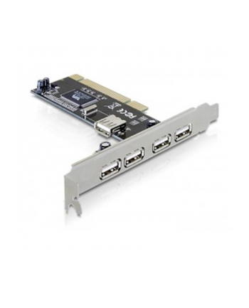 LogiLink 4+1-port USB 2.0 PCI Card (PC0028)