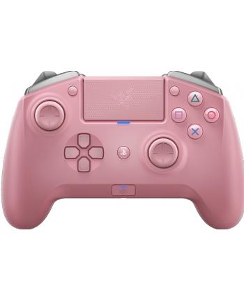 Razer Raiju Tournament Edition PS4 PC Różowy (RZ0602610200R3G1)
