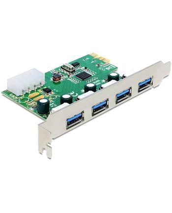 Delock 4x USB 3.0 (89363)
