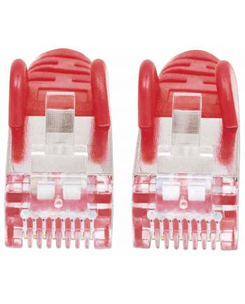 Intellinet Network Solutions Patchcord S/FTP kat.7 3m Czerwony (740883)