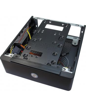 Inter-Tech ITX-603 Mini-Tower Czarny 60W (88881218)