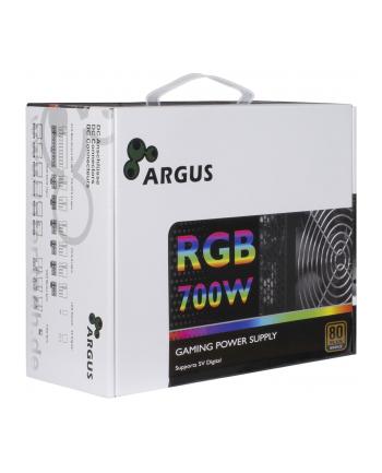 Inter-Tech Argus RGB-700W II (88882173) (INTERTECHPSUARGUSRGB700II700W)