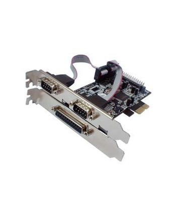 Longshine Serial & Parallel PCIe Card (LCS-6322M)