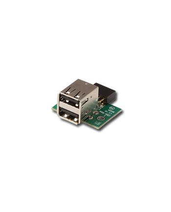 Lindy 2 x USB 2.0 (33459)