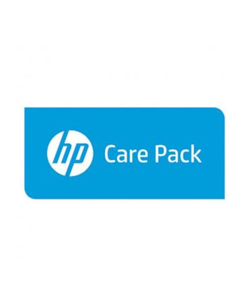 HP Care Pack serwis w m.inst. z reakcją w nast. dn. rob.  z wył. monitora  ochrona w razie przypadk. uszkodz.  5 lat UG843E