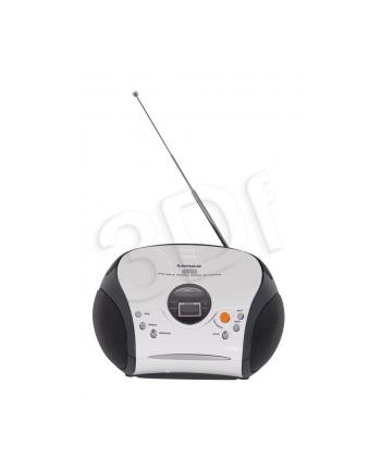 Radioodtwarzacz LENCO SCD-24 WHITE