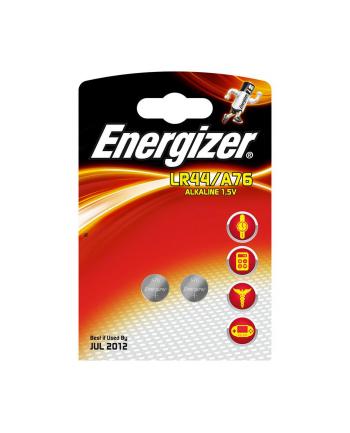 BATERIE ALKALICZNE ENERGIZER LR44/A76 2SZT