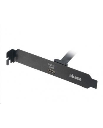 Akasa adapter USB 3.1 Gen2 (AKCBUB3750BK)
