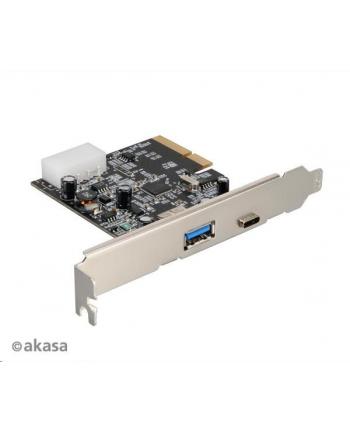 Akasa USB 3.1 USB-A/C (AK-PCCU3-05)