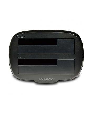Axagon Stacja dokująca dla dysku twardego ADSA-ST USB3.0 2x SATA 6G HDD (ADSAST)