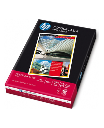 PAPIER A4 SATYNOWY HP COLOUR LASER 120g