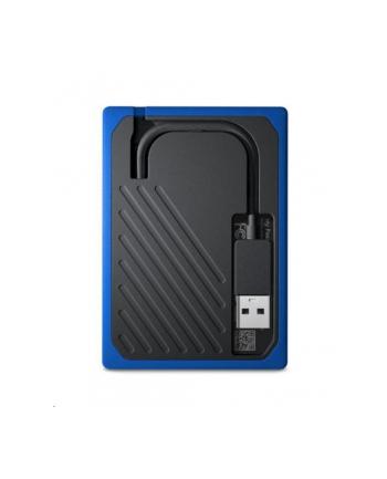 SanDisk My Passport Go 2TB USB 3.0 (WDBMCG0020BBT-WESN)