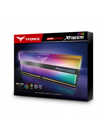 Team Group XTREEM ARGB 16GB DDR4 3600MHz CL14 (TF10D416G3600HC14CDC01)