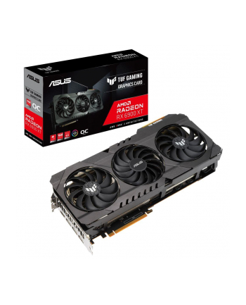 Karta VGA Asus TUF GAMING Radeon RX 6900 XT 16GB GDDR6 256bit HDMI+3xDP PCIe4.0