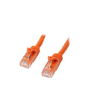 10m Orange Cat6 / Cat 6 Snagless Patch Cable 10 m - patchkabel - 10 m - orange (N6PATC10MOR)