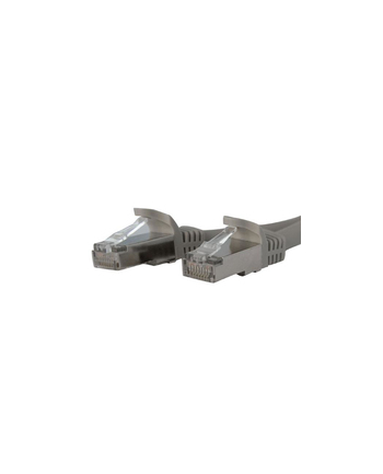 Startech.com 14 ft Gray Shielded Cat6a Molded STP Patch Cable (C6ASPAT14GR)