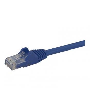 Startech.COM 7.5 M CAT6 CABLE - BLUE PATCH CORD - SNAGLESS - ETL VERIFIED - PATCH CABLE - 7.5 M - BLUE  (N6PATC750CMBL)