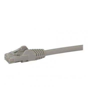 Startech.COM 7.5 M CAT6 CABLE - GREY PATCH CORD - SNAGLESS - ETL VERIFIED - PATCH CABLE - 7.5 M - GREY  (N6PATC750CMGR)