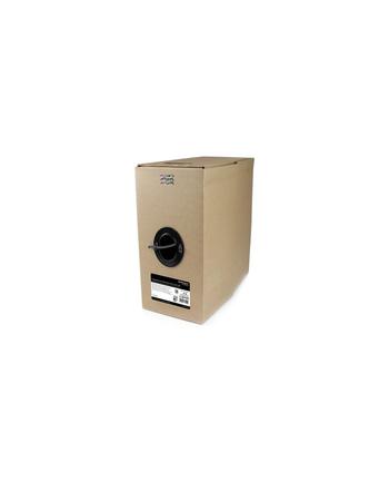 Startech Kabel instalacyjny Cat6 PVC 305m czarny (WIR6CMRBK)