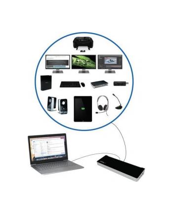 Startech Stacja/replikator Triple-Video Docking Station (USB3DOCKH2DP)
