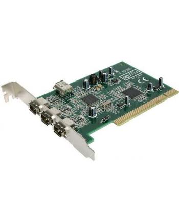 Startech.com 3 Port IEEE-1394 FireWire PCI Card (PCI1394MP)