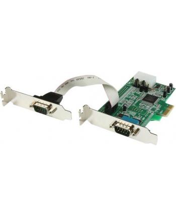 Startech.com PEX2S553LP (PEX2S553LP)