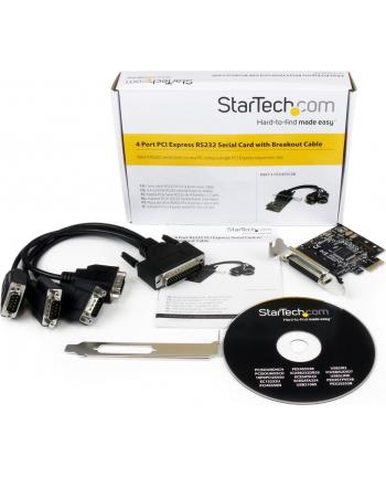 Startech.com PEX4S553B (PEX4S553B)