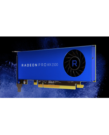 Fujitsu AMD Radeon Pro WX 2100 2GB f.W580 W550 R970 M770 u.a