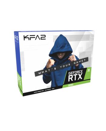 Karta graficzna KFA2 RTX3080 SG OC                10GB GDDR6X HDMI 3xDP
