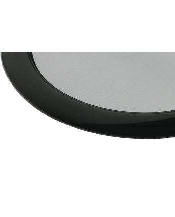 DEMCIFLEX (92mm Round black mesh)
