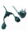 Kolink Kabel zasilający C13 dwie wtyczki 18m (KKTP01DY2F) - nr 1