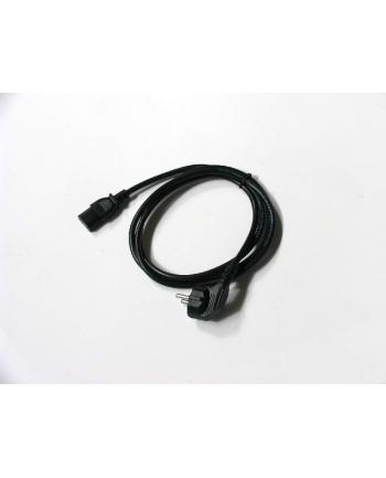 Kolink Kabel zasilający Schuko - C13 1.8m czarny - (KKTP01)
